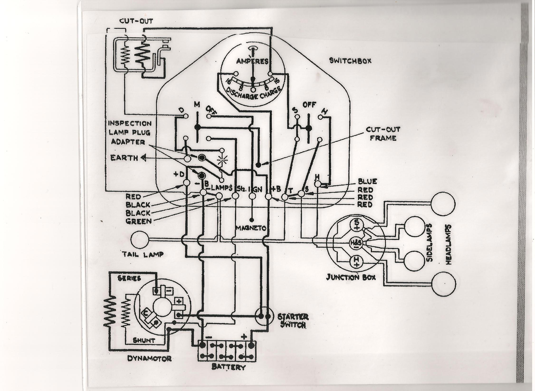 Diode In A Bullnose Randomprojects Wiring Diagram Of